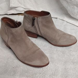 Sam Edelman leather ankle boots size 8